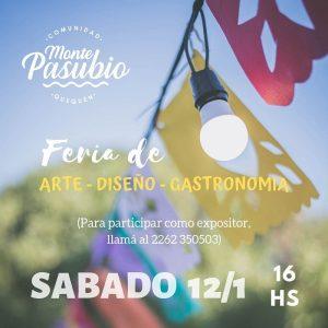 Feria de Arte-Diseño-Gratronomía @ Monte Pasubio