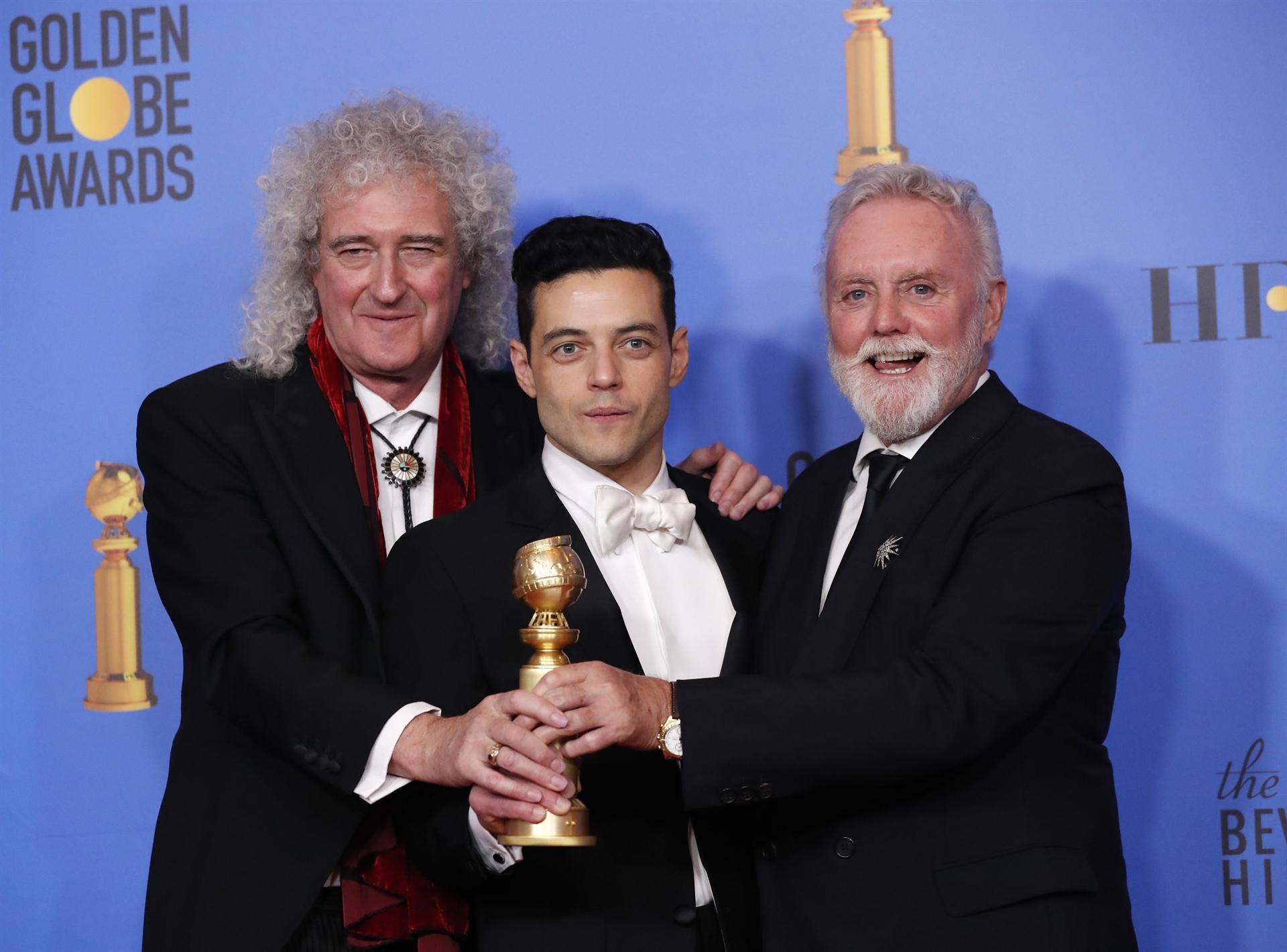 Todos los ganadores de los Globos de Oro