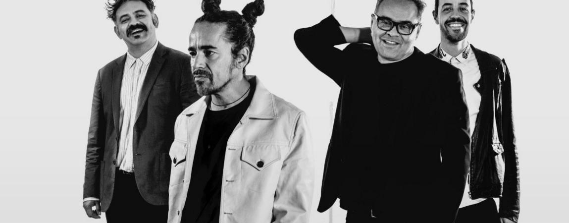 Café Tacvba y Gustavo Santaolalla tocarán en el Teatro Colón