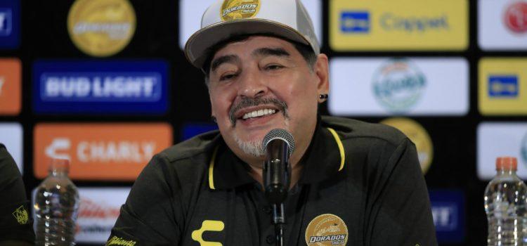 Diego Maradona dejó a Dorados a un paso de otra final