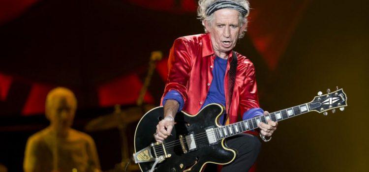 El primer disco solista de Keith Richards tendrá una reedición deluxe