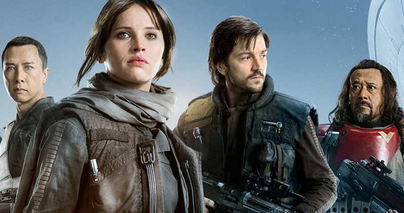 Star Wars: El spin-off de Rogue One comenzaría su rodaje este año