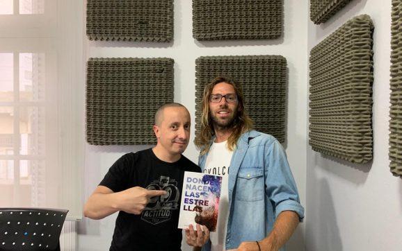 """Hablamos con Francisco Serafini de su libro """"Donde nacen las estrellas"""""""