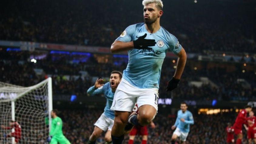El City derrotó al Liverpool y acortó la brecha