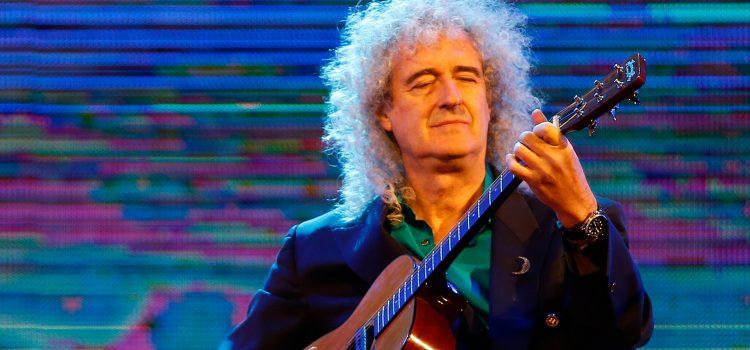 """Nueva canción de Brian May: """"New Horizons"""""""