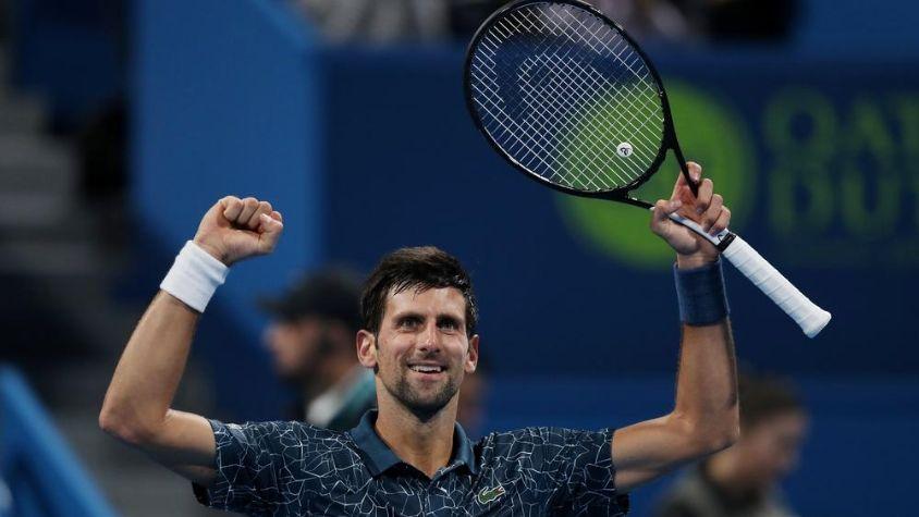 Djokovic avanzó a las semifinales en Doha