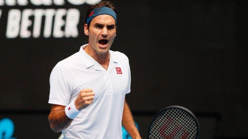Federer y un duro triunfo en Australia