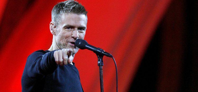 Bryan Adams anunció nuevo disco y presentó el primer corte