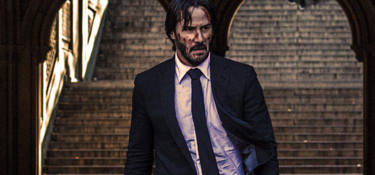 John Wick: Chaper 3 estrenó su primer trailer