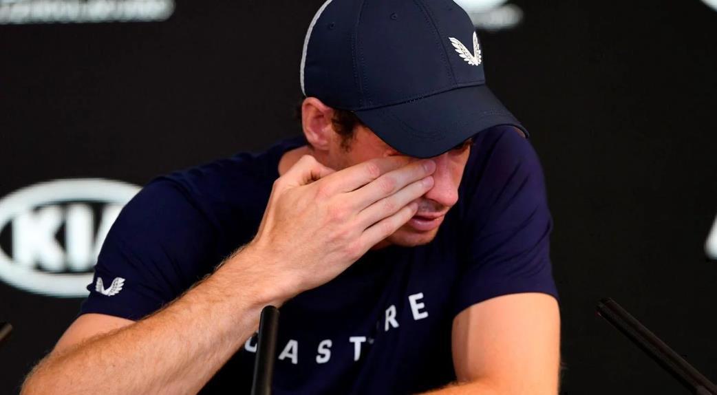 Entre dolor y lágrimas, Andy Murray anunció que se retirará del tenis
