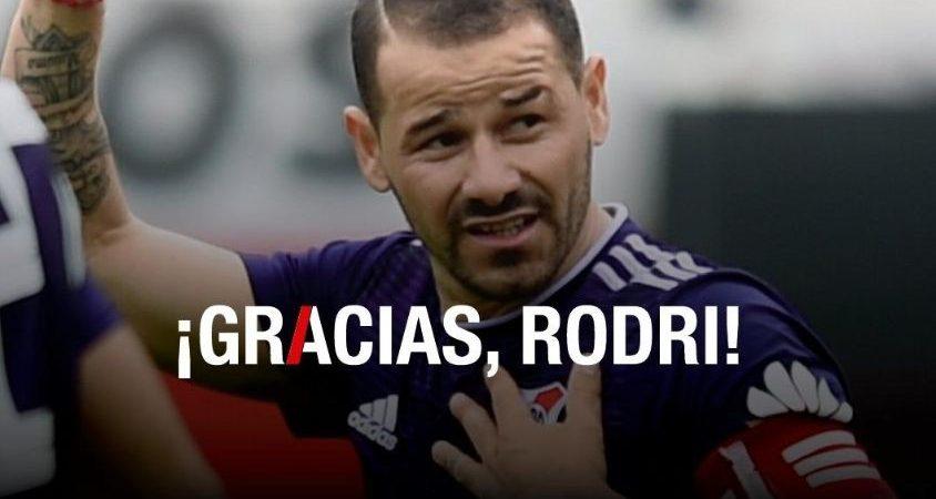 Rodrigo Mora anunció su retiro del fútbol
