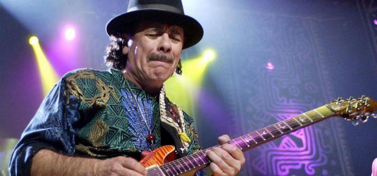 """Santana lanzará este mes el EP """"In Search of Mona Lisa"""""""