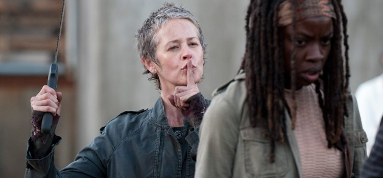 The Walking Dead perderá a otra de sus protagoniztas