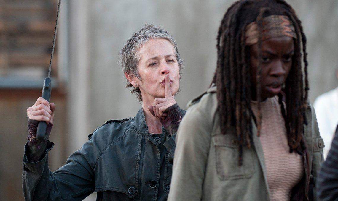 The Walking Dead perderá a otra de sus protagoniztas