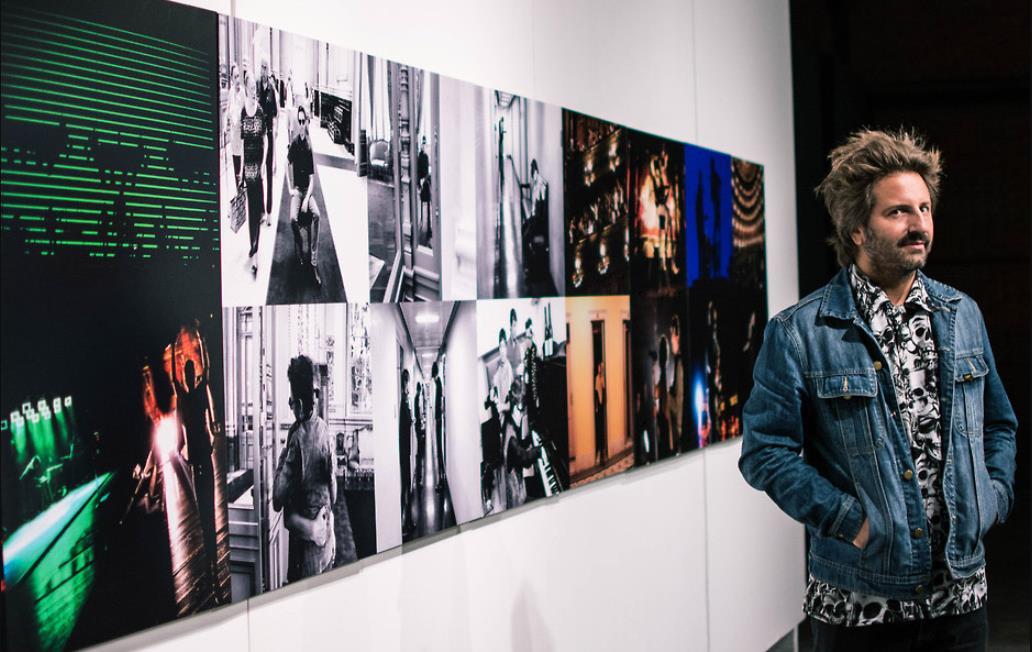 Martín Bonetto habló sobre su trabajo con Babasónicos en Expreso Rock