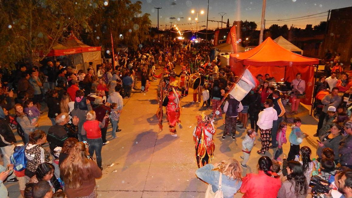 Hablamos con Pablo Bugando sobre los Carnavales de Quequén