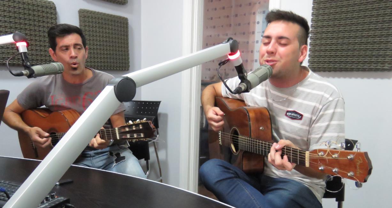 """Luciano Ciganda e Ismael """"Pollo"""" Suárez estuvieron en Segundos Afuera"""