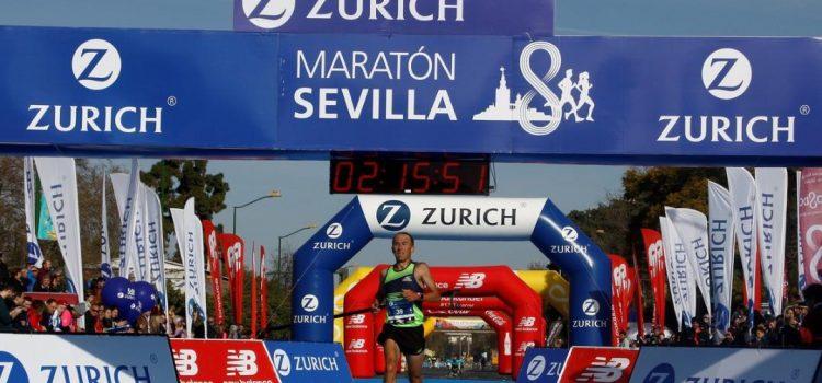 Mariano Mastromarino tras la maratón de Sevilla: «Fue una marca muy jugada la que hicimos»
