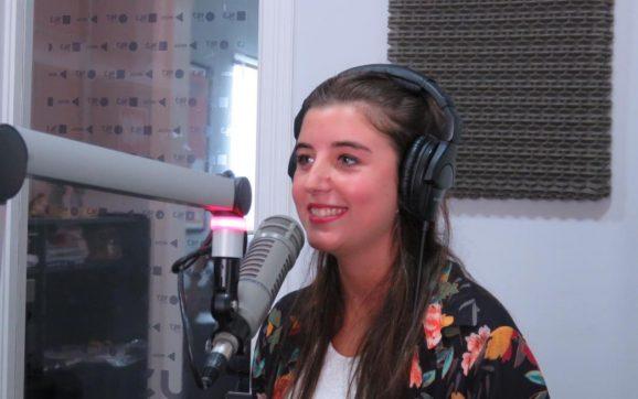"""María Paz Serra nos contó sobre su corto """"Lejana"""", que contendrá imágenes de Quequén"""