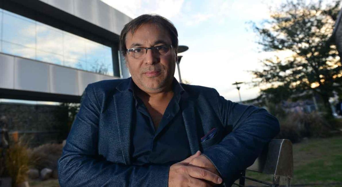 Gabriel Rolón habló de «Entrevista Abierta» en Expreso Rock