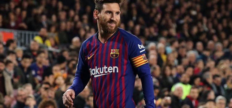 Hoy juega Barcelona y Messi busca su décimo título de Liga