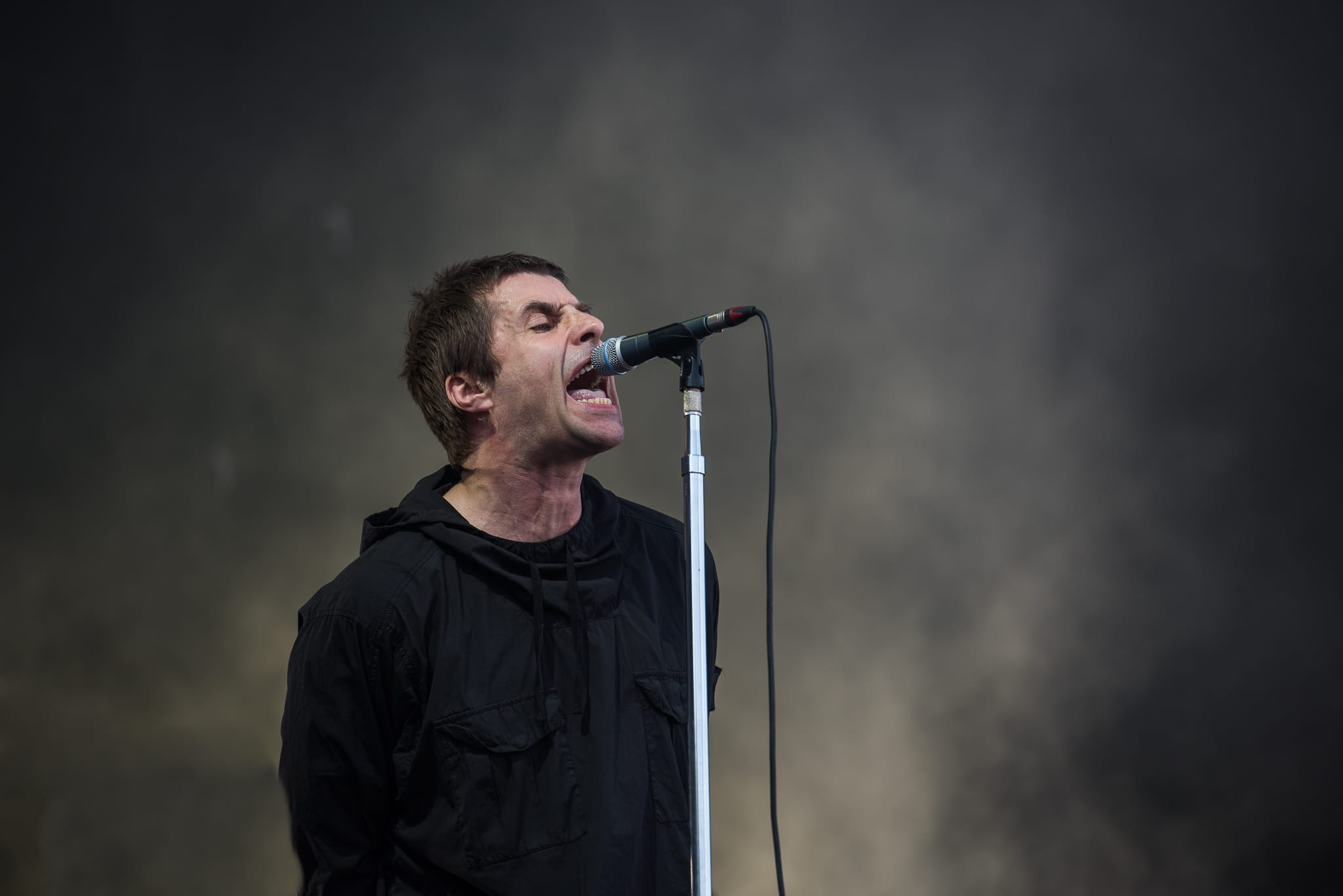 Liam Gallagher ya tiene listo el documental sobre su vida