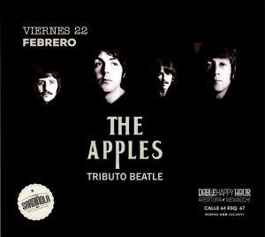 The Apple - Tributo Beatle @ La Sardiñola
