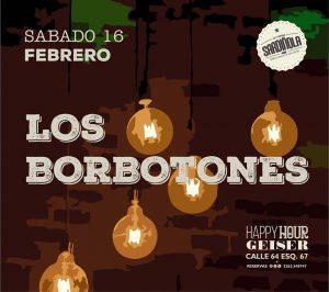 Los Borbotones @ La Sardiñola