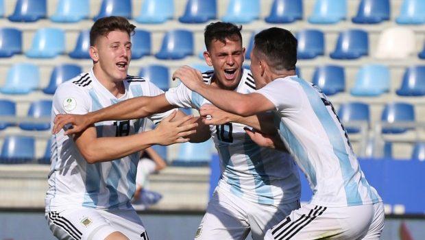 Sudamericano Sub 20: Argentina fue más que Uruguay y se clasificó al Mundial de Polonia
