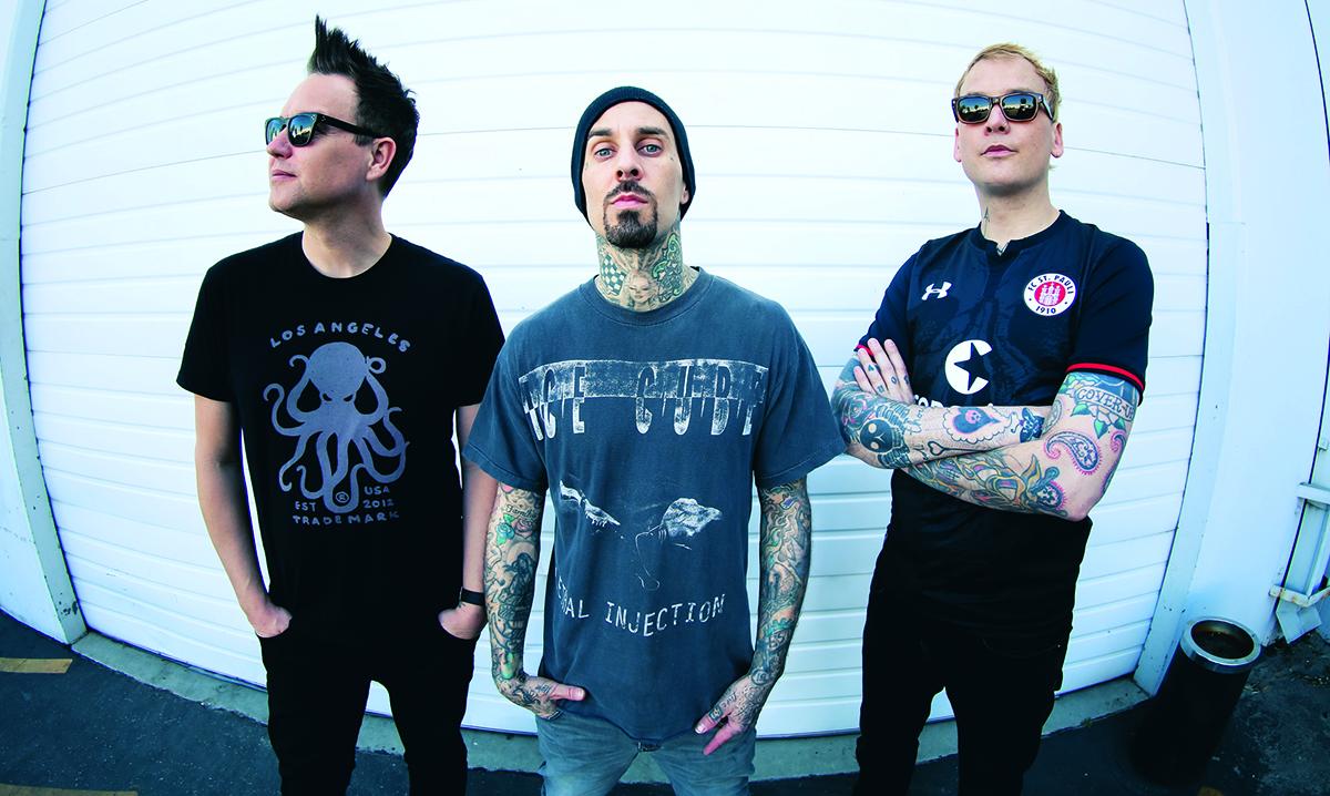 Blink-182 lanzó otro adelanto de su nuevo disco