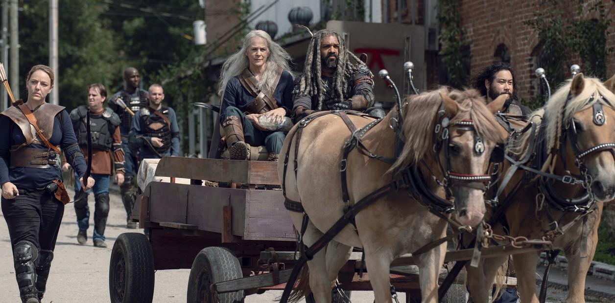 """""""The Walking Dead"""": Llegan los nuevos capítulos y habrá décima temporada"""