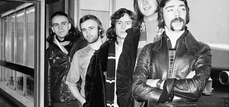 Phil Collins subió una foto junto a Peter Gabriel: ¿vuelve Genesis?