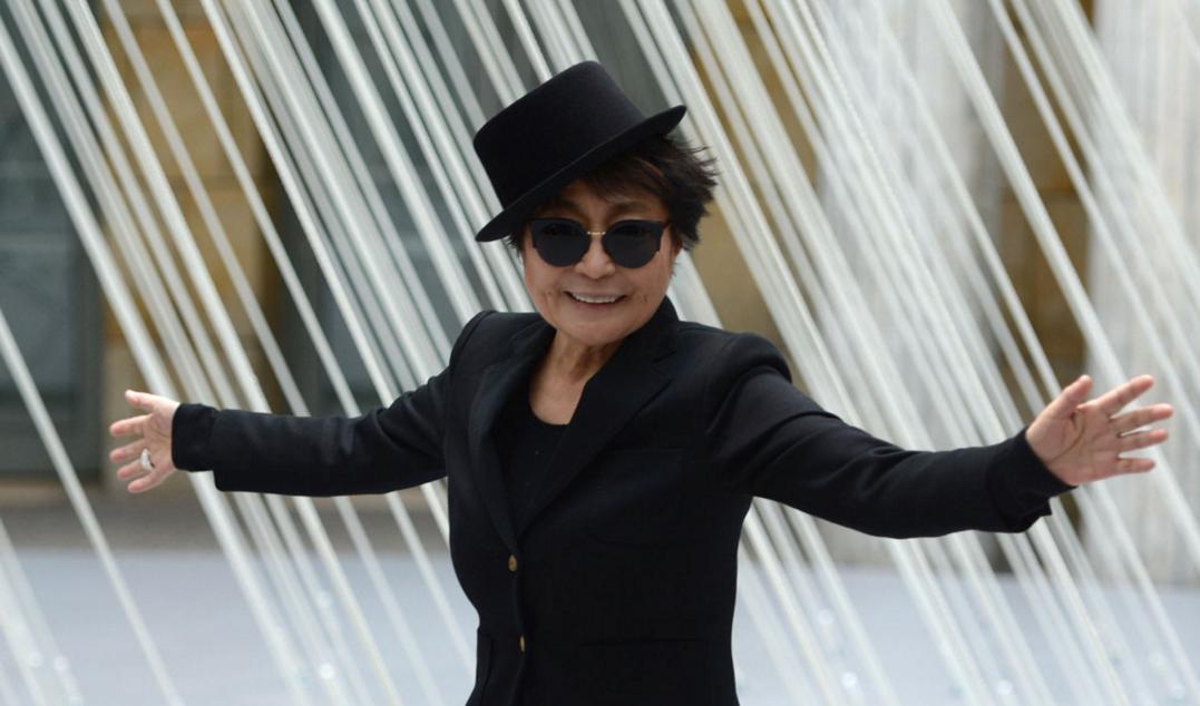 Yoko Ono anuncia relanzamiento de su «Wedding Album» con John Lennon