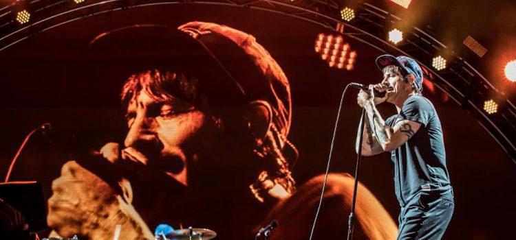 Red Hot Chili Peppers vuelve a Sudamérica: ¿regresa a la Argentina?