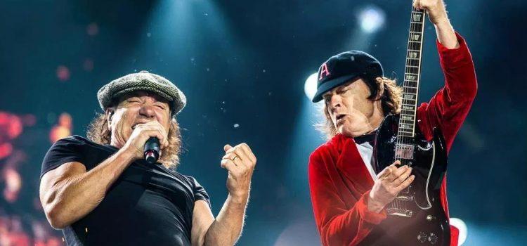 El nuevo álbum de AC/DC estaría terminado y contendría pistas de Malcolm Young