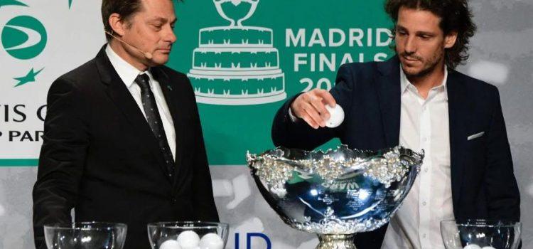 Argentina conoció a sus rivales de la nueva Copa Davis