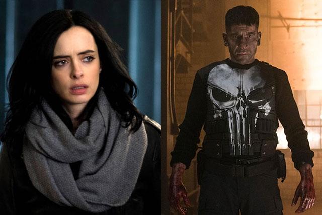 Netflix cancela Jessica Jones y The Punisher