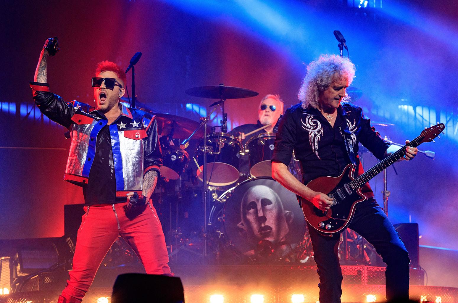 Queen y Adam Lambert actuarán en los Oscars