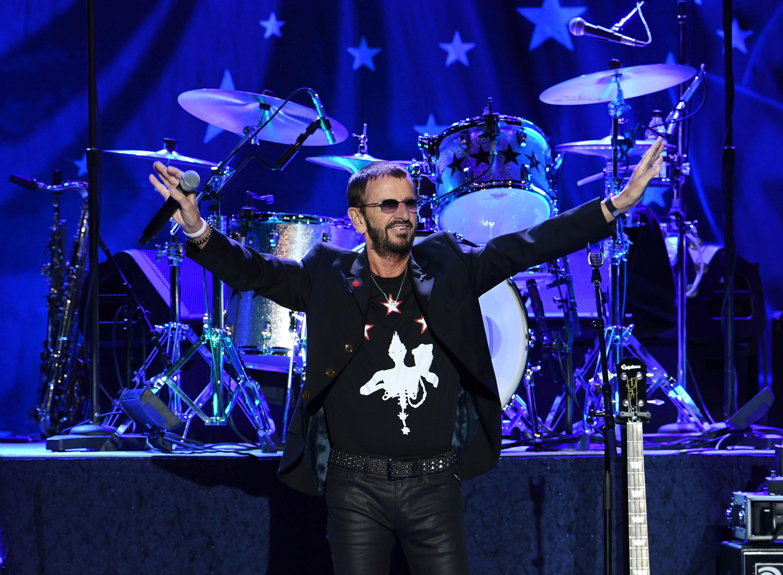 Ringo Starr está trabajando en un nuevo álbum