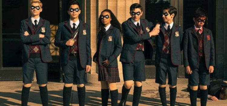 «The Umbrella Academy»: ¿la nueva serie del momento?