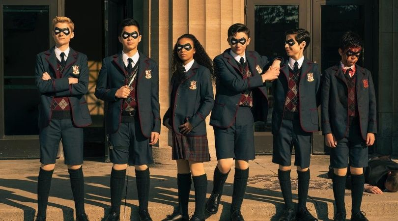 """The Umbrella Academy"": ¿la nueva serie del momento?"