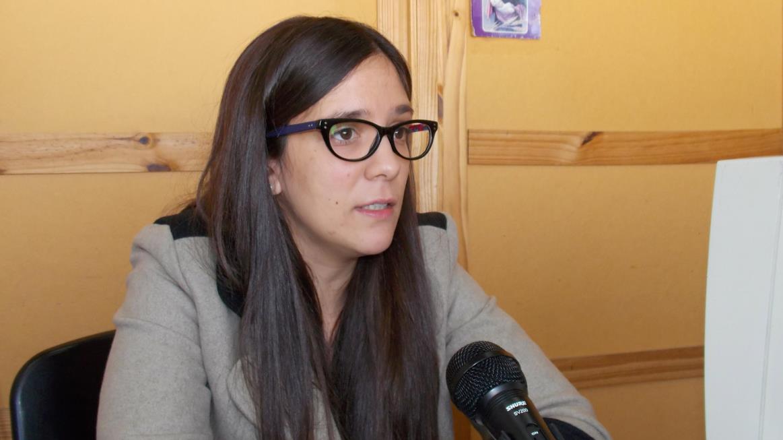 """Eugenia Vallota sobre el convenio de Oftalmología: """"Es una cuestión de formas"""""""