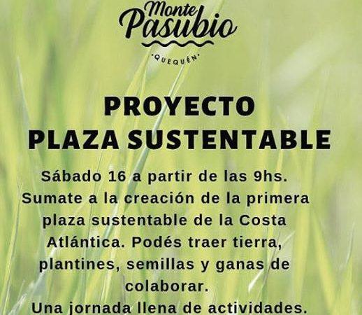 Proyecto Plaza Sustentable
