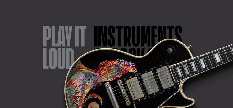 El Museo Metropolitano de Nueva York exhibirá instrumentos históricos del rock