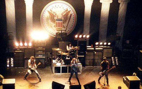 """Gerardo Barberán Aquino: """"Ramones fue la primera banda grande en volver a Argentina"""""""