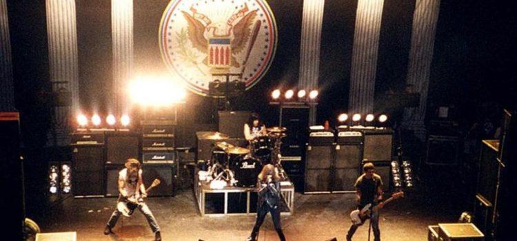 Gerardo Barberán Aquino: «Ramones fue la primera banda grande en volver a Argentina»