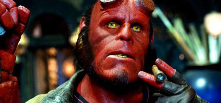 Hellboy estrenó un nuevo trailer