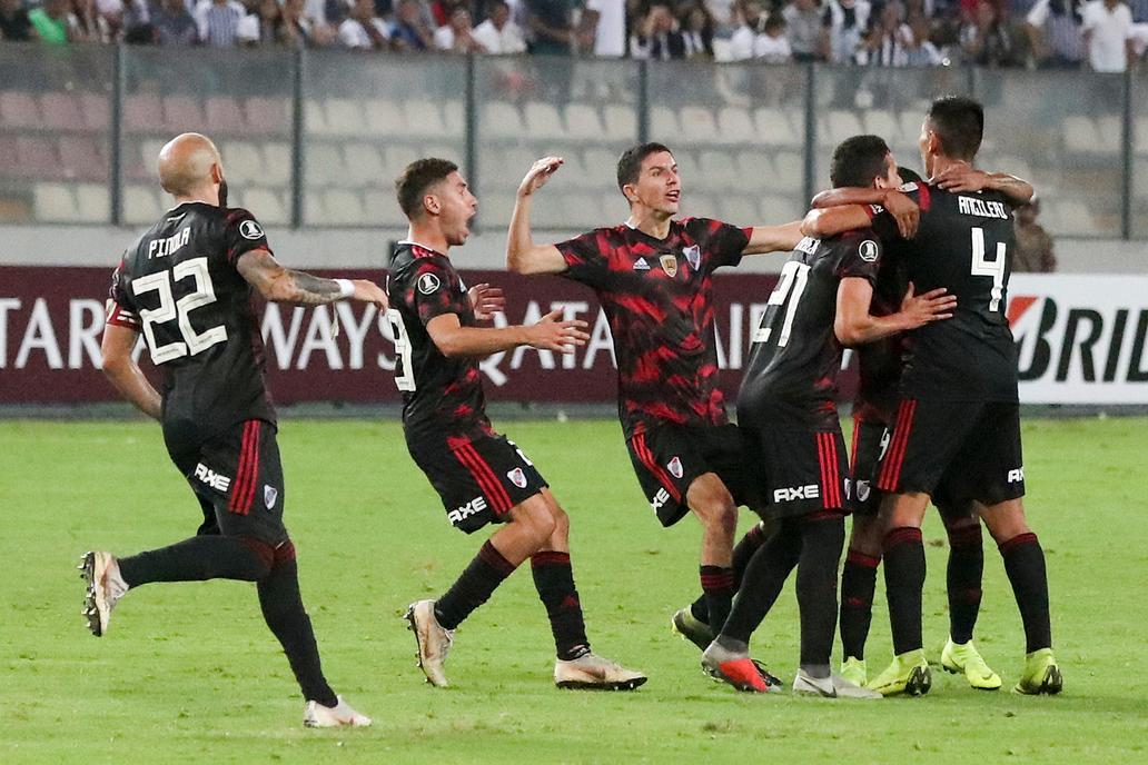 Copa Libertadores: River arrancó la defensa del título con un empate con Alianza Lima