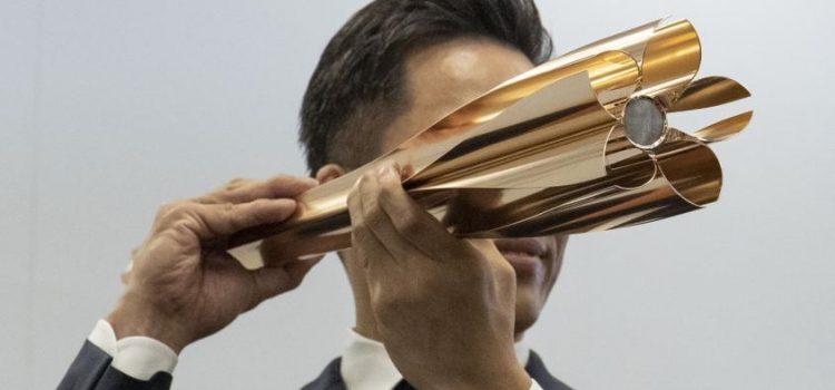 Así será la antorcha olímpica de Tokio 2020