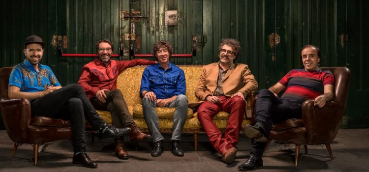 Cuarteto de Nos presentará su nuevo disco en el Luna Park